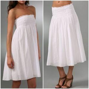 PURE DKNY Beige Dress / Skirt